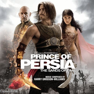 Prince Of Persia The Sands Of Time - Harry Gregson Williams