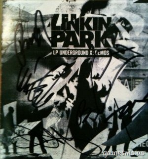 Linkin Park - LP Underground X: Demos [ART]