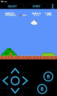 Nostalgia.NES (NES Emulator) - screenshot thumbnail