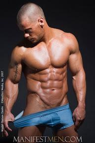 Think, that nude muscle men damon danilo similar