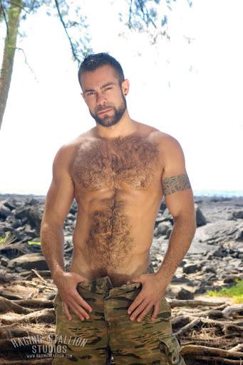Steve Cruz Naked 45