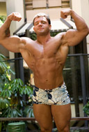 Abomb Adam Reich Big Muscle Hunk