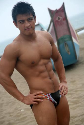Japanese muscle hunks