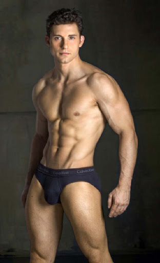Hot muscular boys