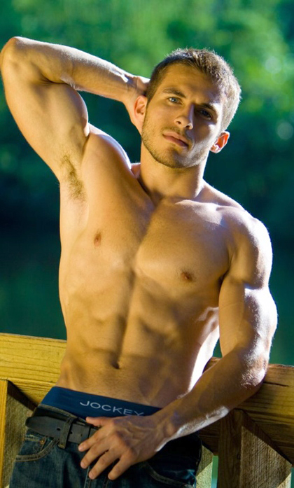 Sexy Muscle Man: Michael Fitt - Hot Fitness Personal