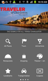 Exploring Charleston SC - screenshot thumbnail
