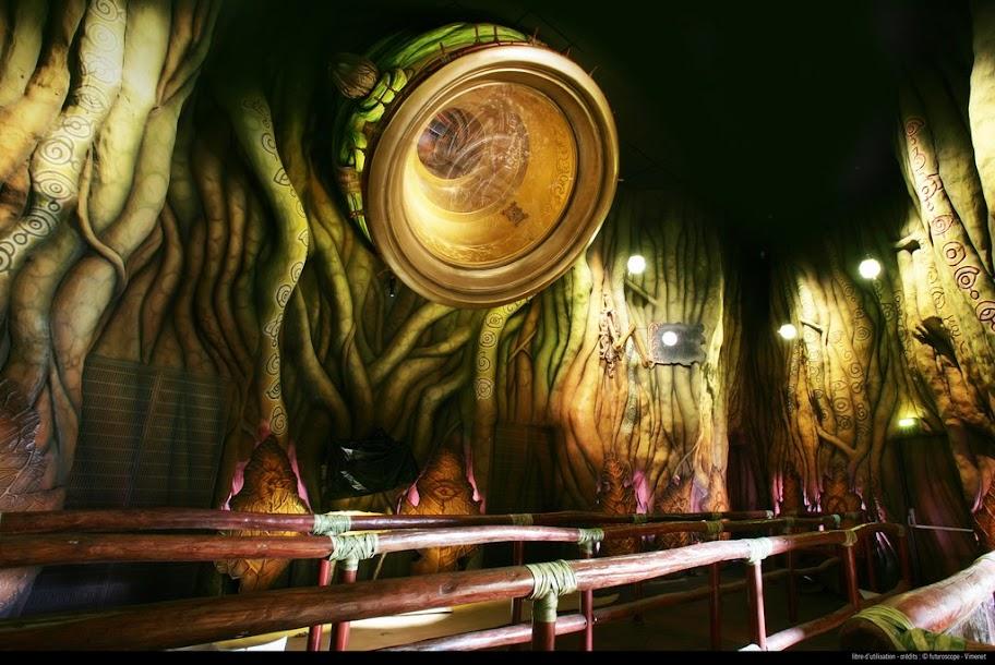 Arthur L Aventure 4d Luc Besson Inaugure La Nouvelle Attraction Du Futuroscope Travelpics Fr