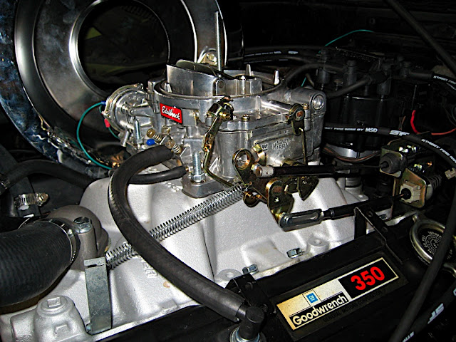 100+ Chevy Throttle Linkage To Edelbrock Carb – yasminroohi