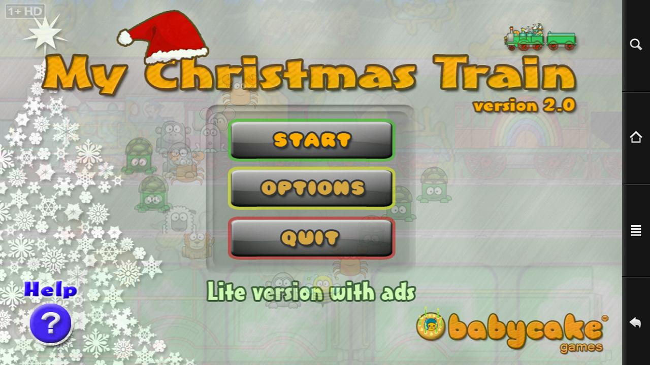 Christmas Train- screenshot