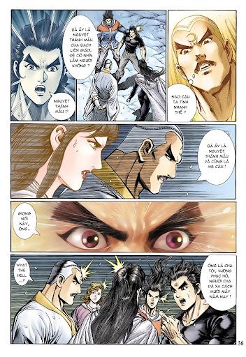 Tân Tác Long Hổ Môn Chap 121 page 35 - Truyentranhaz.net