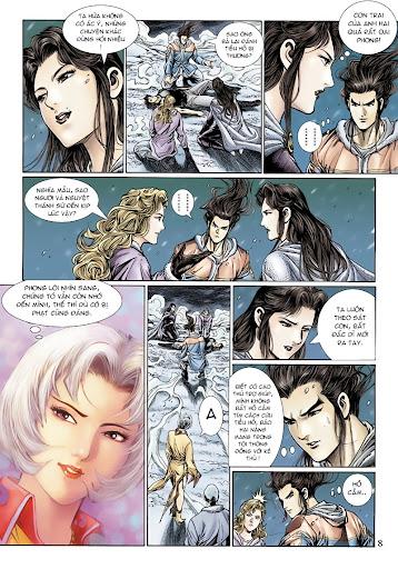 Tân Tác Long Hổ Môn Chap 121 page 8 - Truyentranhaz.net