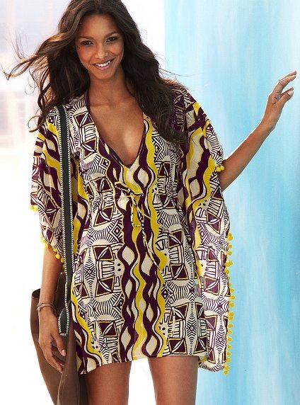 10f5d9719d0 Wearable Trends  Victoria s Secret Beach Dresses