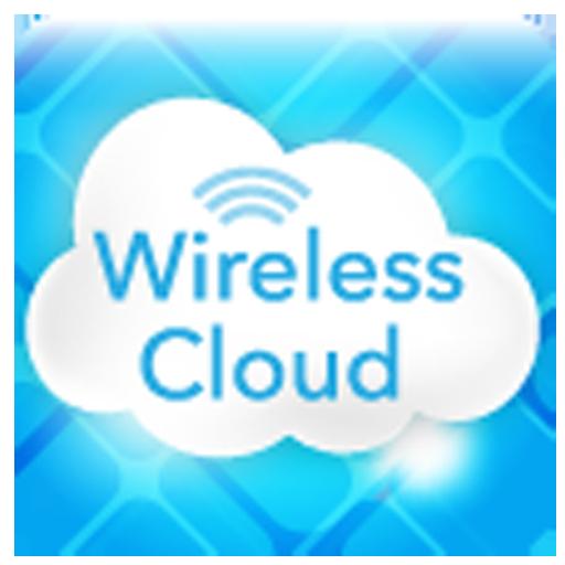 Wireless Cloud LOGO-APP點子