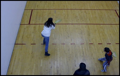 Here,Now: Racquetball