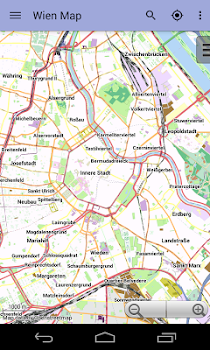 Vienna Offline City Map Lite