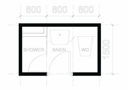 Kalo U Shower Bilik Air X Basah Bukak Pintu Nampak Mangkok Jamban N Boleh Buat Konsep Dry Bathroom Cistern Tap Untuk Bersuci Lepas Buang