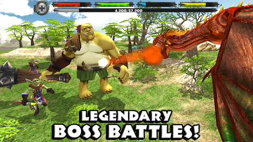 World of Dragons: Simulator  screenshots 3