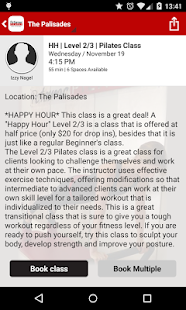 Potomac Pilates - screenshot thumbnail