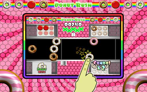 Donut Rush HD - Mega Meltdown