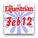 The Equestrian February 2012 icon