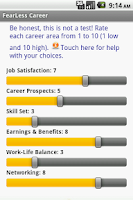 Screenshot of Your FearLess Career