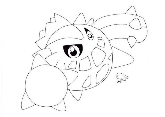 Pintar Pokemon Dibujos De Pokemon Para Pintar