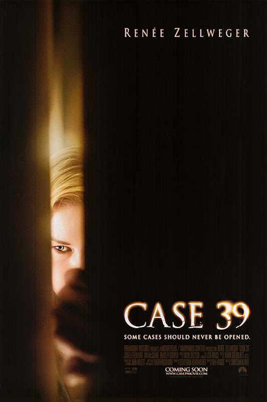 Case 39, movie, poster