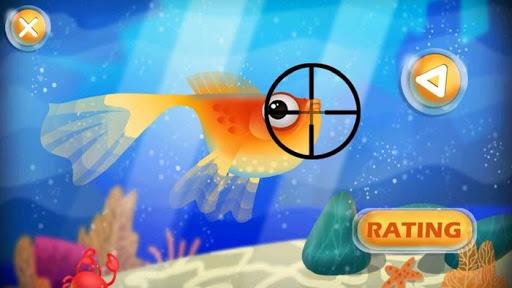 鱼猎物:珊瑚礁阿森纳