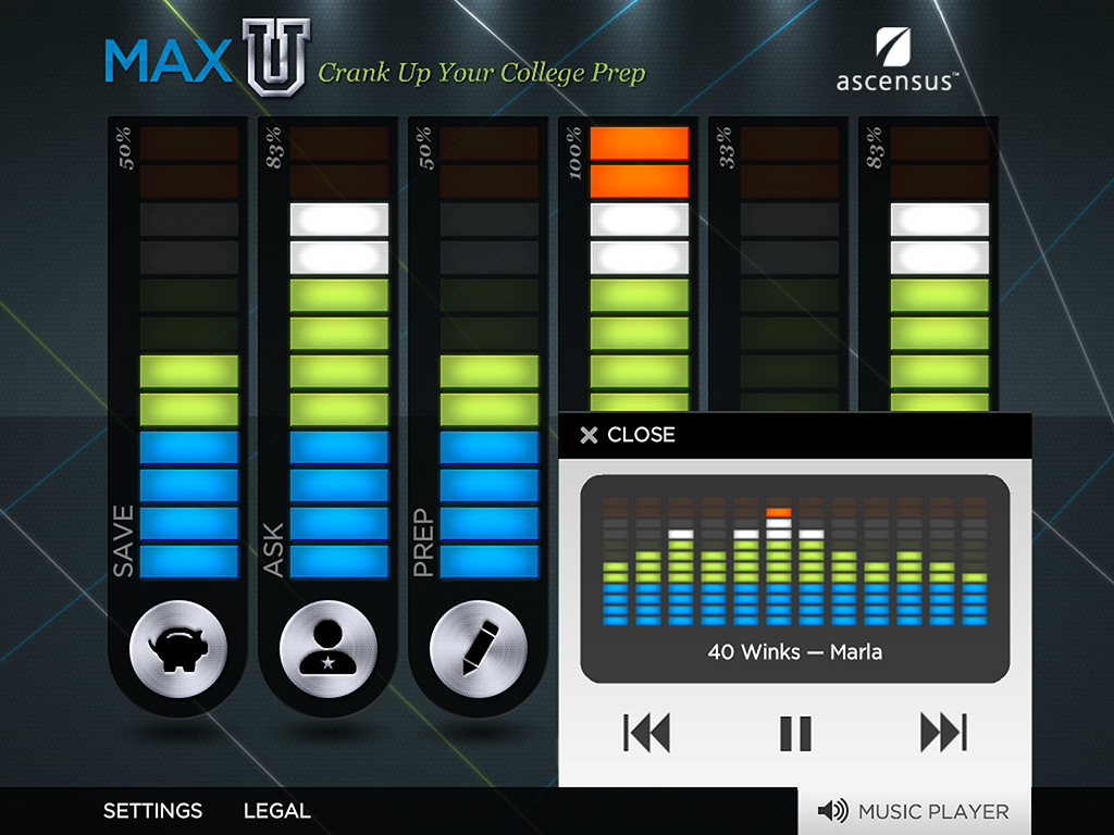 Max U- screenshot
