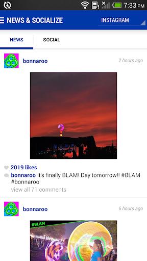 【免費音樂App】Bonnaroo-APP點子