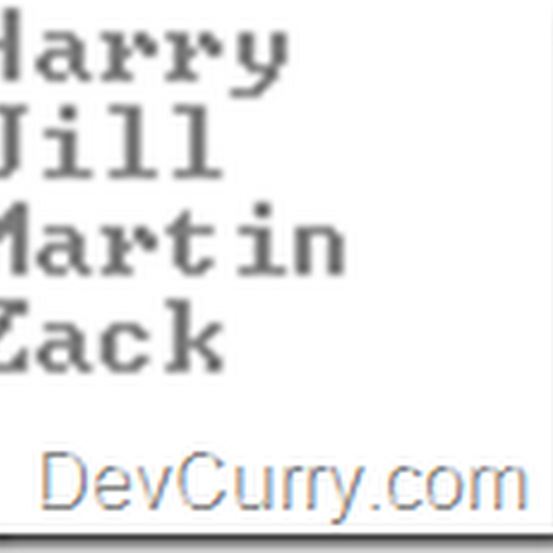 DevCurry: Distinct OrderBy in LINQ