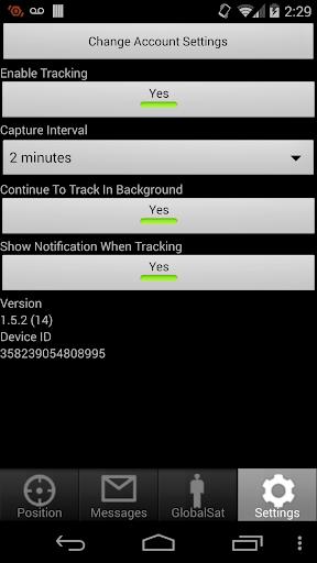 【免費商業App】GlobalSat Mobile-APP點子