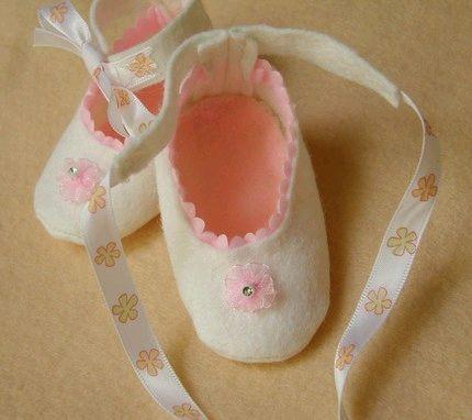 сшить тапочки сапожки выкройка - Выкройки одежды для детей и взрослых.