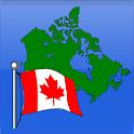 Canada Provinces Géo Mémoire