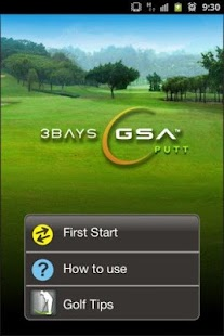 GSA PUTT- screenshot thumbnail
