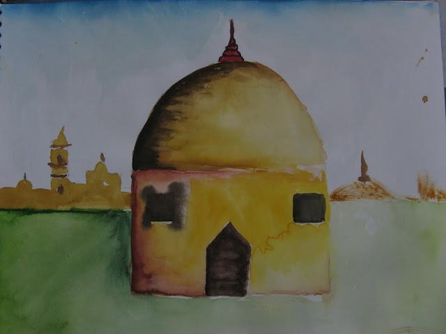 A short trip to Mandu – II