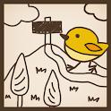 山ガールカレンダー Free icon