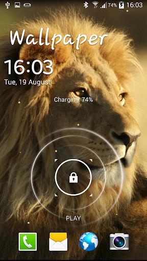 玩免費個人化APP 下載狮子动画壁纸 app不用錢 硬是要APP