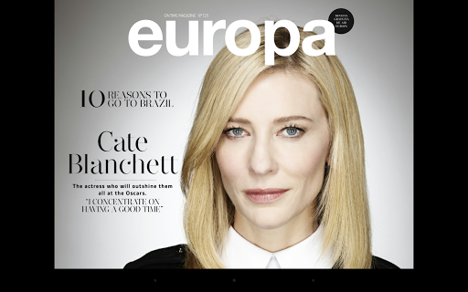 Europa Magazine
