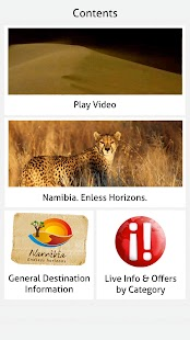 My Namibia- screenshot thumbnail