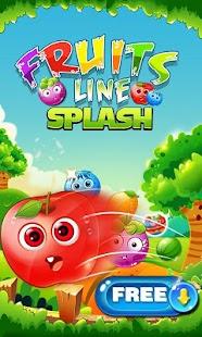 開心水果消消樂 Fruits Line Splash