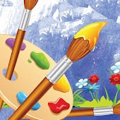 Разноцветная Песенка детям