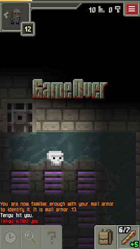 Pixel Dungeon 1.9.2a screenshots 7