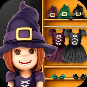 Halloween Girl Dressup Game for PC