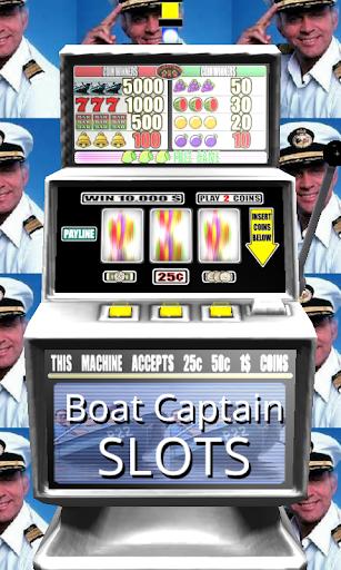 3D Boat Captain Slots - Free