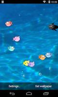 Screenshot of FishBowl Premium LWP