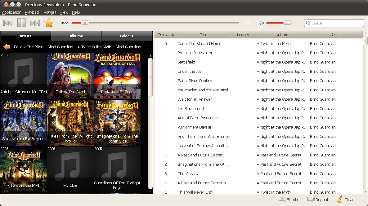 The Minitube Developer Is Working On A New Music Player For