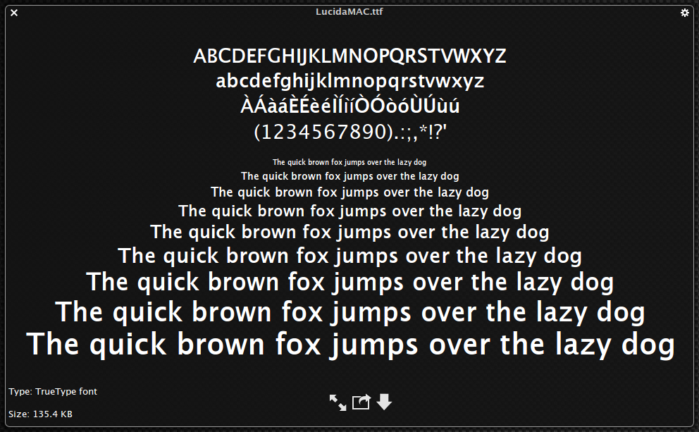 How To Install Apple (MAC OSX) Fonts In Linux [Download