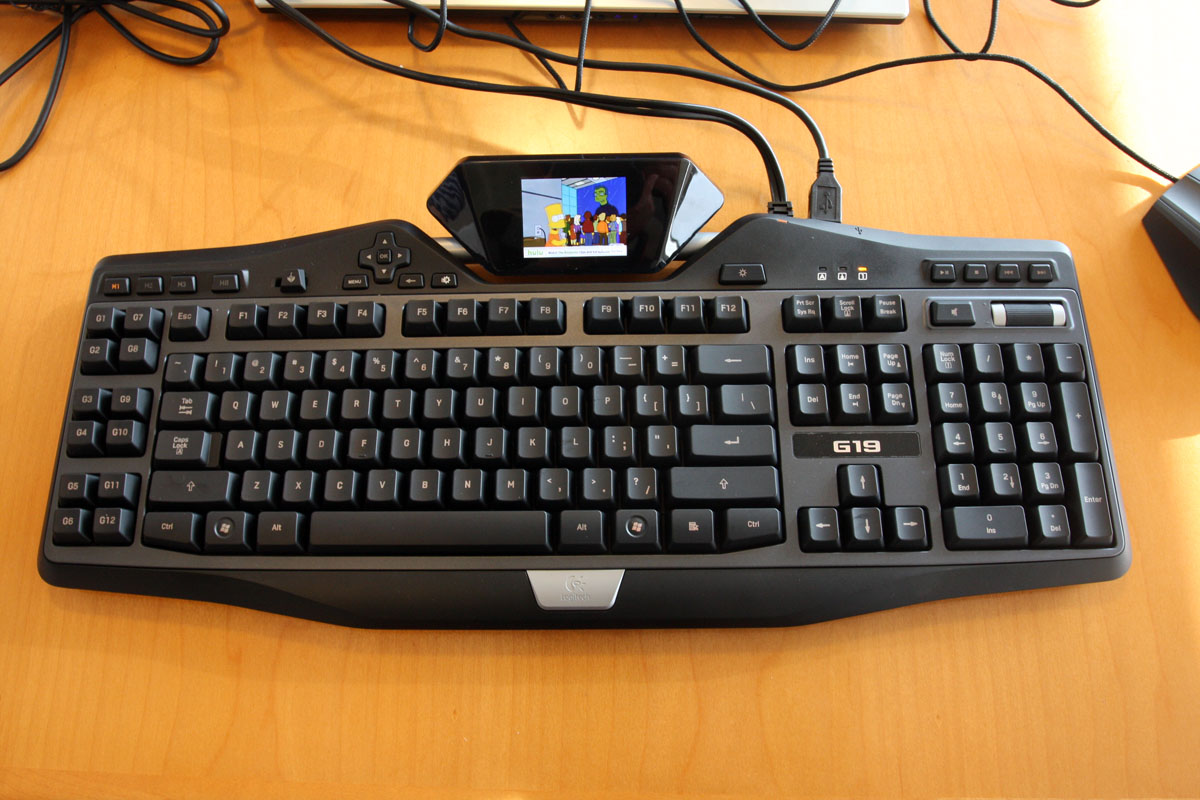 Configure Logitech G Series Keyboards In Ubuntu With Gnome15, Now