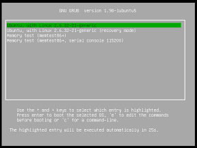 Grub Customizer 2 0 Can Change The Default Grub2 Boot Entry, Menu